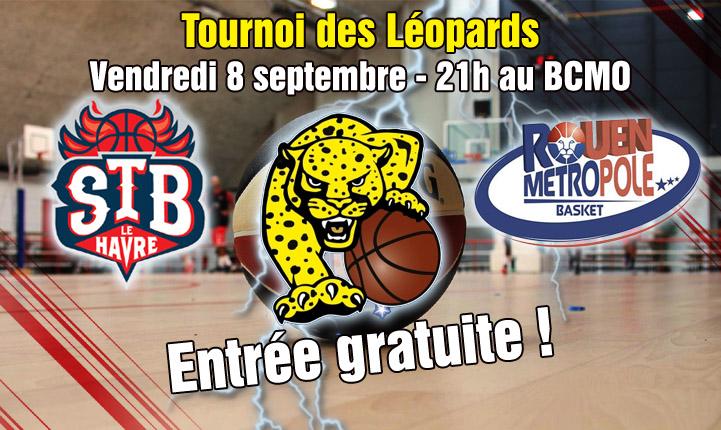 End Havre Week Stb Ce Le Trophée Officiel Léopards Site Des 45AL3qjR